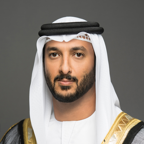 His Excellency Abdulla Bin Touq Al Marri